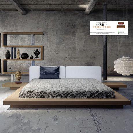 tempat tidur lantai murah