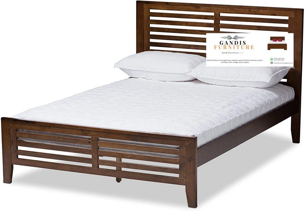 Tempat tidur alami