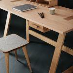 set meja belajar anak kayu jati jakarta