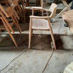 Kursi Cafe Kayu Model Hiroshima 2021