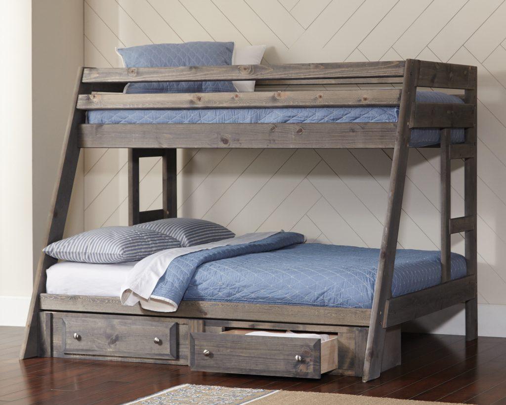 Tempat tidur tingkat jumbo