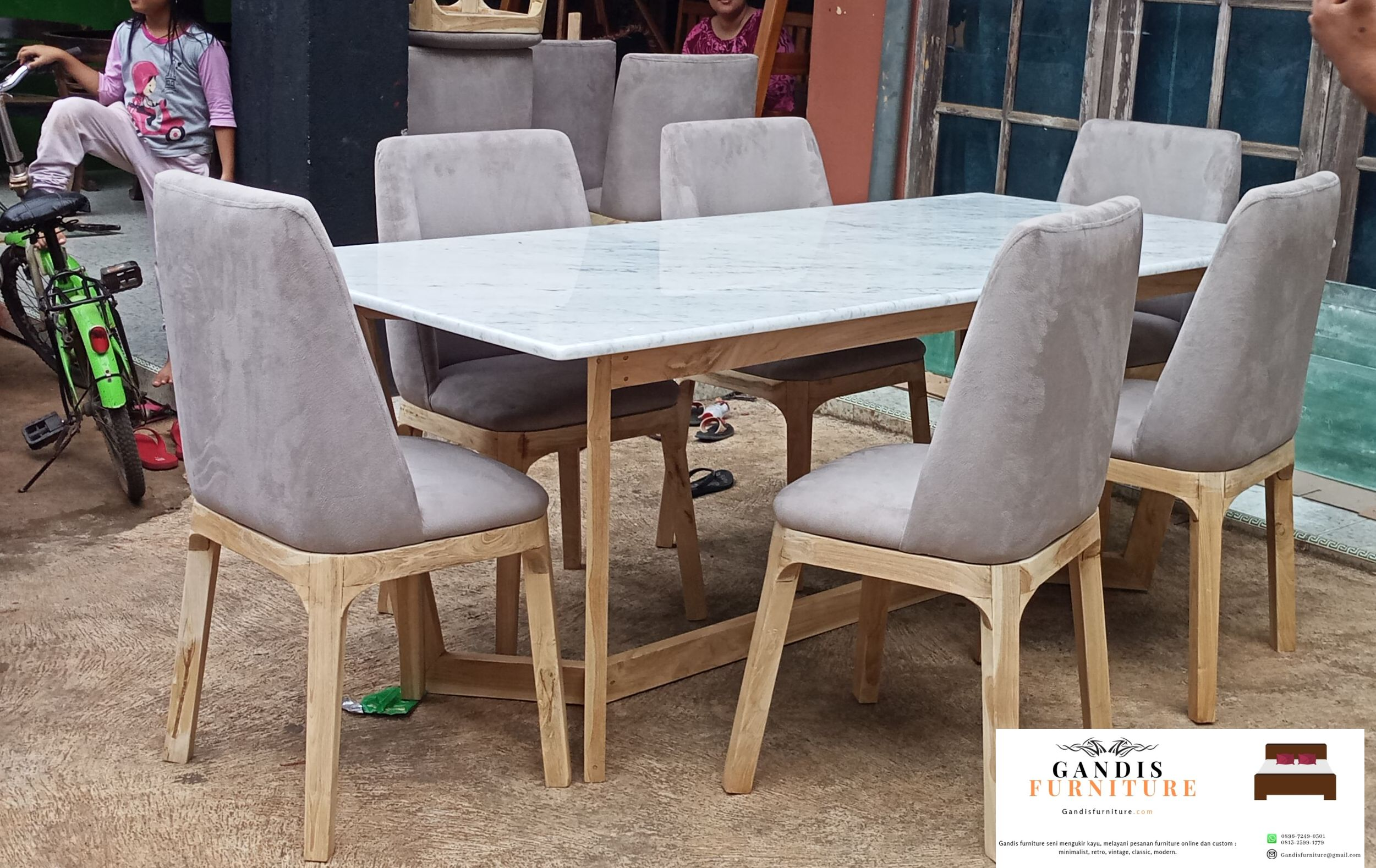 Gandis Furniture Jepara