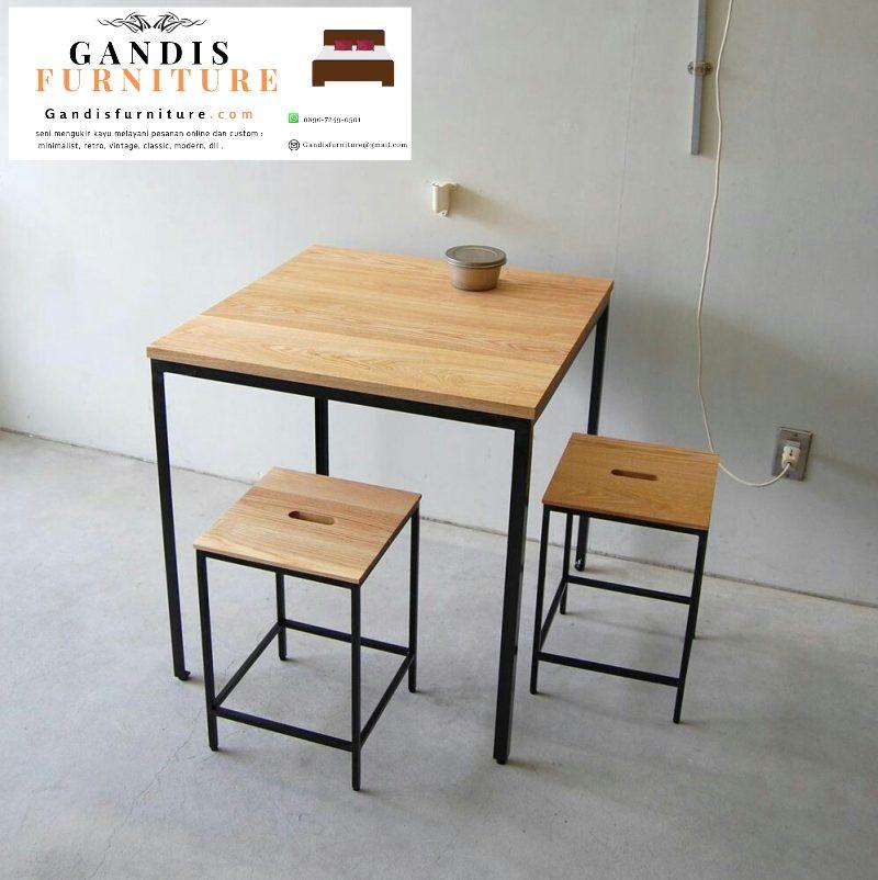 Kursi Cafe Besi Minimalis Terbaru 2020 Furniture Cafe Jepara Gandis Furniture Jepara