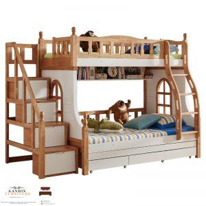 Tempat tidur tingkat anak mewah
