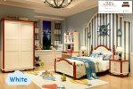 kamar set jati anak minimalis model modern