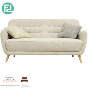 kursi tamu sofa scandinavia minimalis