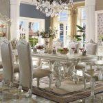 set meja makan mewah ukiran klasik jepara