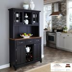lemari dapur model terbaru minimalis