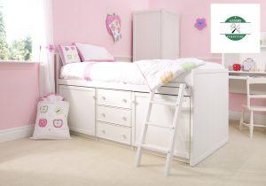 Tempat Tidur Anak Minimalis Kayu