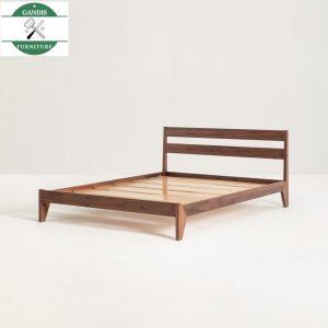 dipan minimalis kayu jati model terbaru