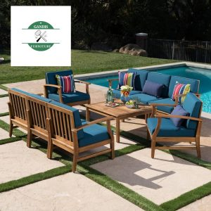 Jual Kursi Teras Cafe Outdoor Model Minimalis