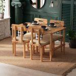 Meja makan Minimalis terbaru 2021 asli jepara