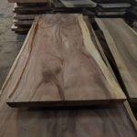 Meja trembesi kayu solid modern terbaru