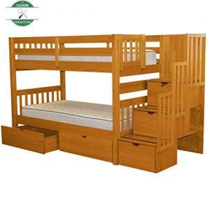 Tempat Tidur Tingkat Minimalis Jumbo