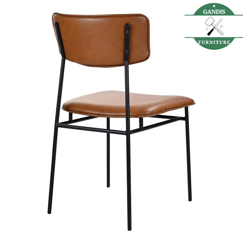 Kursi Cafe Minimalis Industrial Besi