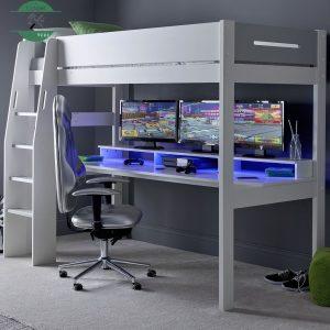 Tempat Tidur tingkat Untuk Gaming\Gamers