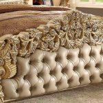 Tempat Tidur kayu Jati Mewah Ukiran klasik
